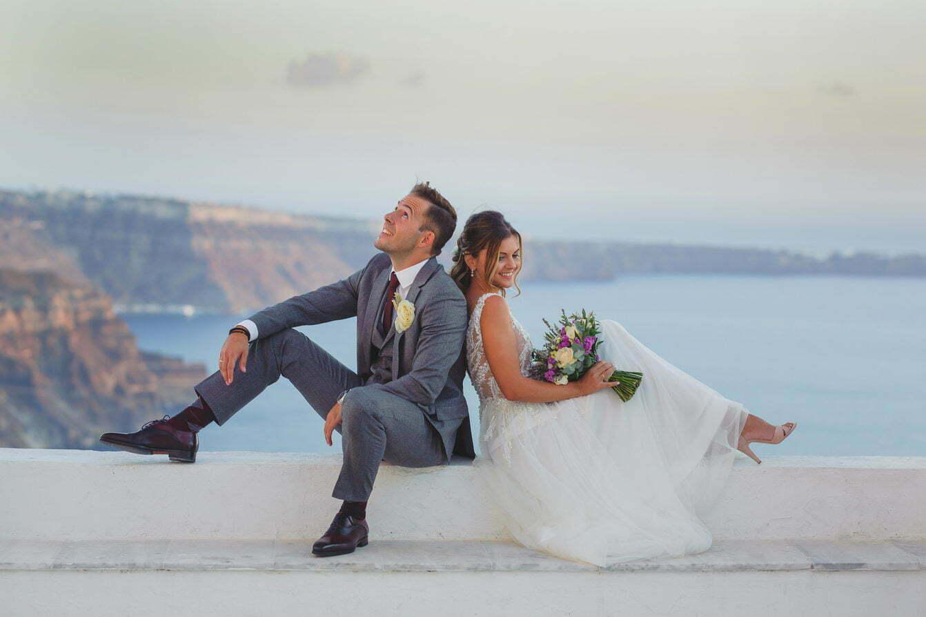 5045 santorini wedding photography