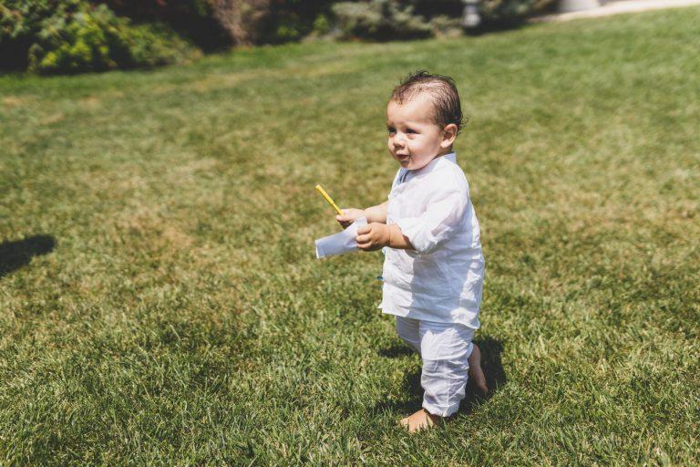 Μάξιμος | Φωτογράφηση βάπτισης στο κτήμα Ορίζοντες